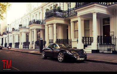 TVR in London 2 by tmz99