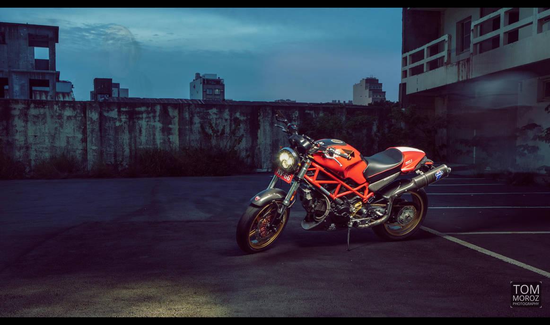 Ducati 695 by tmz99
