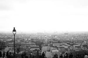 De la haut by Tisseur-de-reves