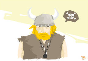 Viking Time by Tisseur-de-reves