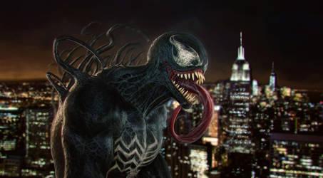 Venom by SchneeKatze09