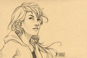Sketch XVII by Sihx
