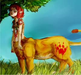 Mythicalstuck: Nepeta by ryuzaki1