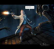 Tintin Unleashed by Benef