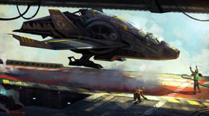 Landing by Benef