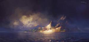 Haven of the Eldar by Benef