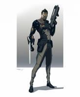 Jensen Commando by Benef