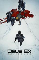 Deus Ex: Akira Tribute by Benef