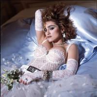 Madonna Virgin by scrawnyfella