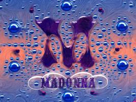 M For Madonna by scrawnyfella