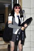 Madonna Schoolgirl Disguise 2 by scrawnyfella