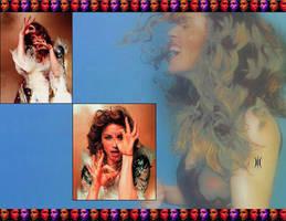 Madonna Ray Of Light 3 by scrawnyfella