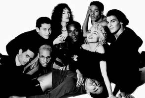 Madonna, Donna Delory, Dancers by scrawnyfella