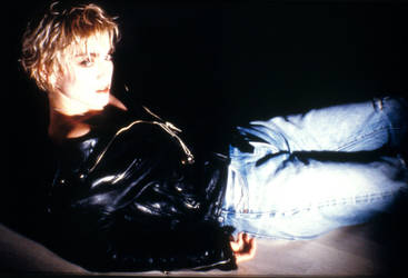 Madonna Papa Outtake by scrawnyfella
