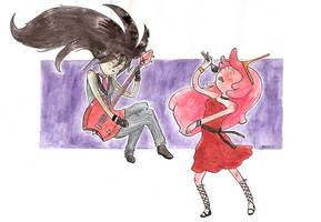 Duet by raevenilonka