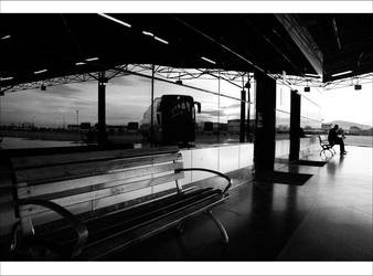 in terminal by magzed