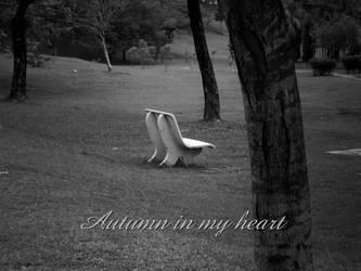 Autumn in my heart. by Talk3talk4