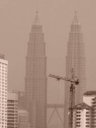 Petronas Twin Towers Unplug. by Talk3talk4
