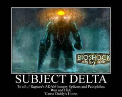 Subject Delta Motivational by CountVonZeppelin