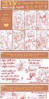 CHARACTER OBSESSION MEME 8U by stupid93