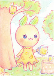 Lemonade by Mellymiew