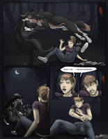 K9:Cassie Ch 1 : Pg 7 by Janexas