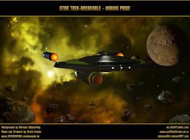 STAR TREK-BREAKABLE - Empress Satos Pride by ulimann644