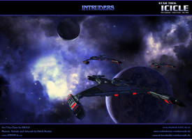 STAR TREK - ICICLE: INTRUDERS by ulimann644