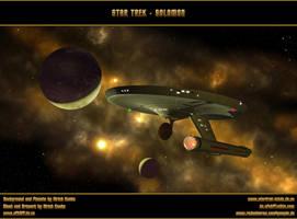 STAR TREK: USS SOLOMON / NCC-702 by ulimann644