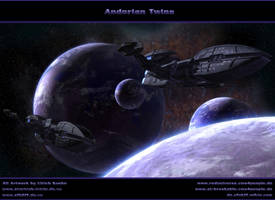 STAR TREK - BREAKABLE: I.G.S. ASCARI-Wallpaper 02 by ulimann644