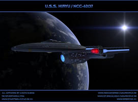STAR TREK - U.S.S. HIRYU / NCC-62137 by ulimann644