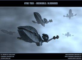 STAR TREK - BREAKABLE: BLINDSIDED by ulimann644