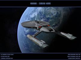 STAR TREK - AXANAR: Coming home by ulimann644
