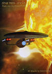STAR TREK - ICICLE: Flight into the Danger-Zone by ulimann644