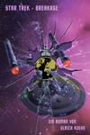 STAR TREK - BREAKAGE: Cover by ulimann644