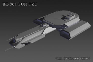 STARGATE-ATLANTIS: P.L.A SUN TZU W.I.P. 015a by ulimann644