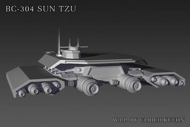 STARGATE-ATLANTIS: P.L.A SUN TZU W.I.P. 015f by ulimann644