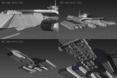 STARGATE-ATLANTIS: P.L.A SUN TZU W.I.P. 019 by ulimann644