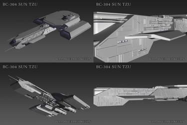 STARGATE-ATLANTIS: P.L.A SUN TZU W.I.P. 021 by ulimann644