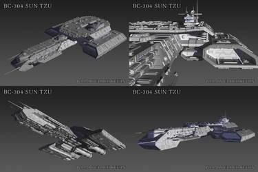 STARGATE-ATLANTIS: P.L.A SUN TZU W.I.P. 040 by ulimann644