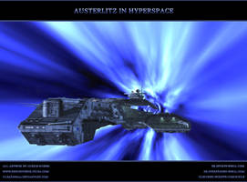 STARGATE-ATLANTIS: AUSTERLITZ in Hyperspace by ulimann644