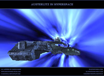 STARGATE-ATLANTIS: AUSTERLITZ in Hyperspace by ulimann644