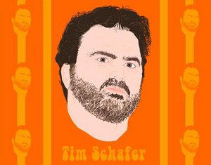 Tim Schafer by Karimi by GrimFandangoFans
