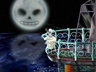 CanSkeletonsCry byLucathegreat by GrimFandangoFans