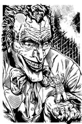 Joker and Joker by pycca