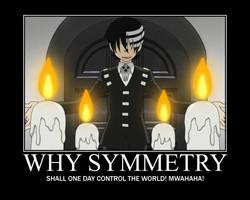 SYMMETRY by DarkMysticRose