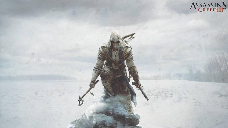 Assassins Creed 3 Wallpaper By Alex Design