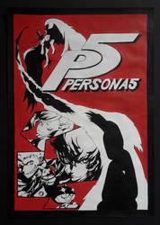 Persona 5 by Furawa-sama