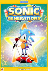 Sonic Generations Card by Nerkin