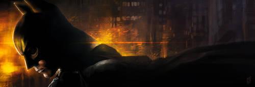 Shadow of Gotham by Nerkin